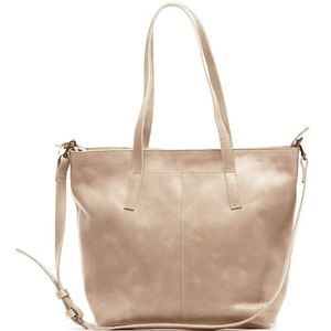 Able leather tote